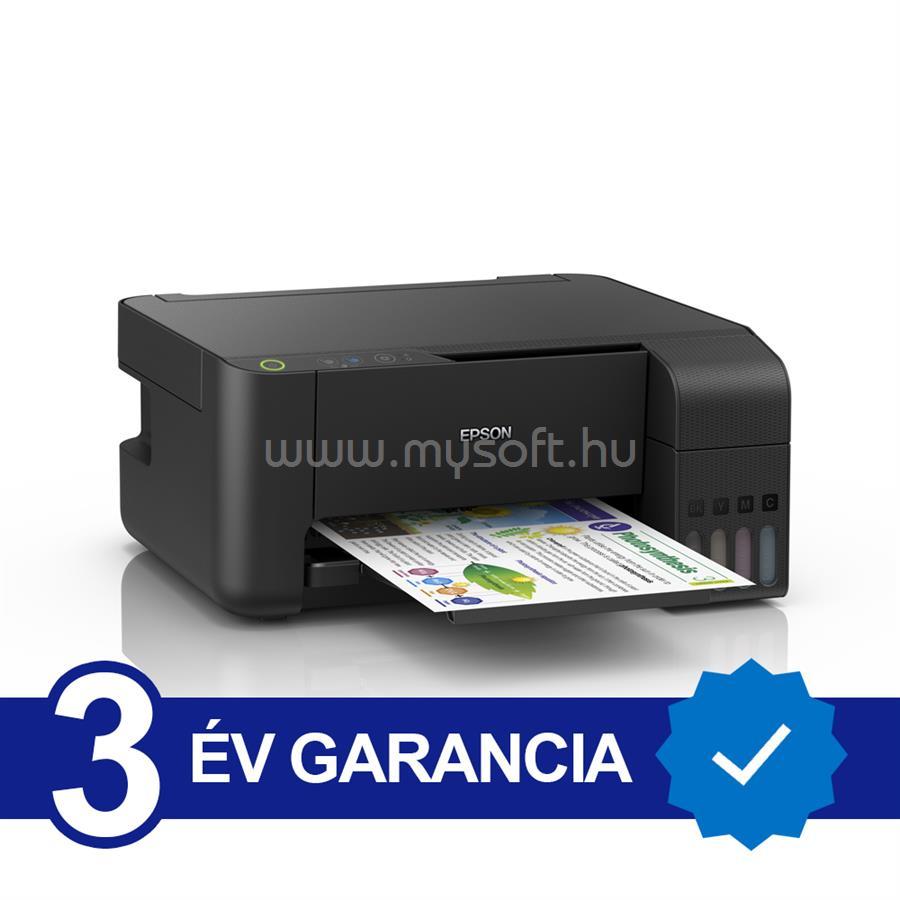 EPSON L3110 EcoTank külső tintatartályos nyomtató