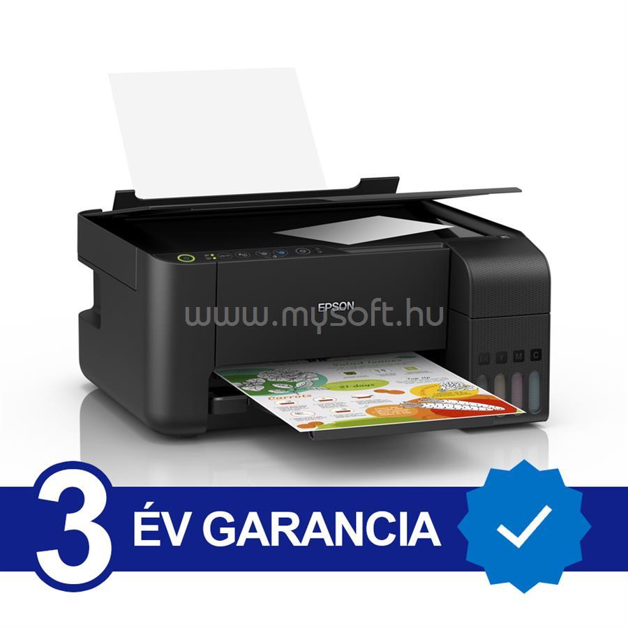 EPSON L3150 EcoTank külső tintatartályos nyomtató