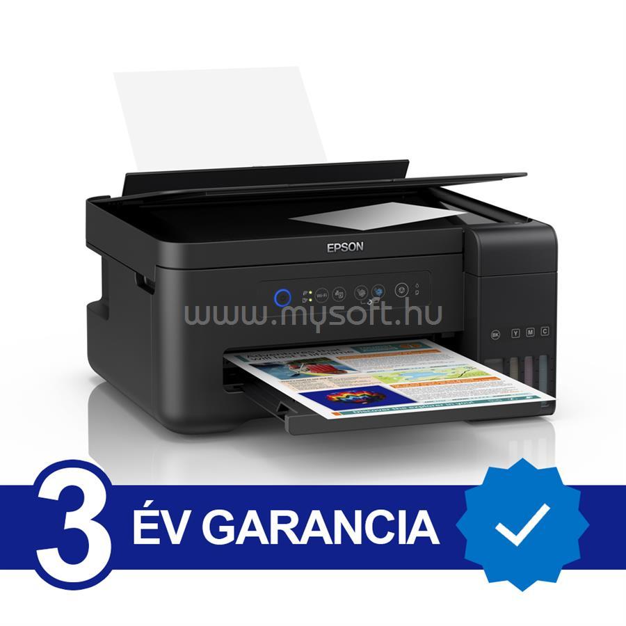 EPSON L4150 EcoTank külső tintatartályos nyomtató