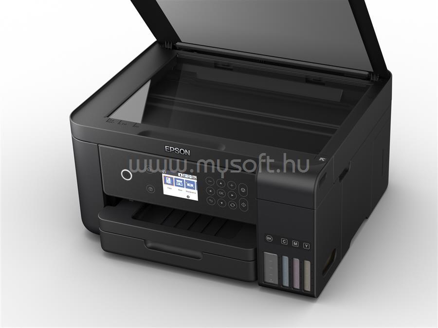 EPSON L6160 EcoTank külső tintatartályos nyomtató C11CG21402 large