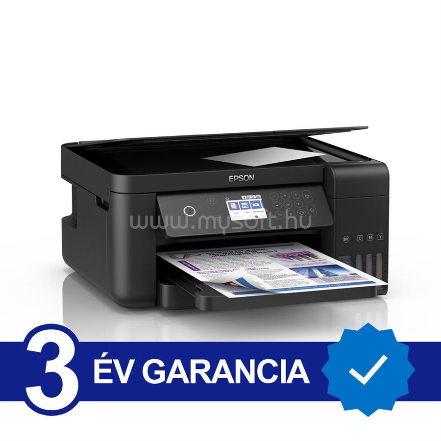 EPSON L6160 EcoTank külső tintatartályos nyomtató