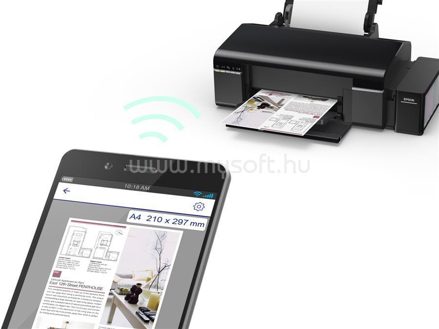 EPSON L805 külső tintatartályos nyomtató C11CE86401 large
