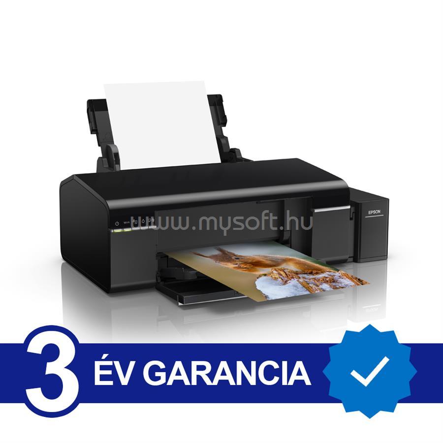 EPSON L805 külső tintatartályos nyomtató