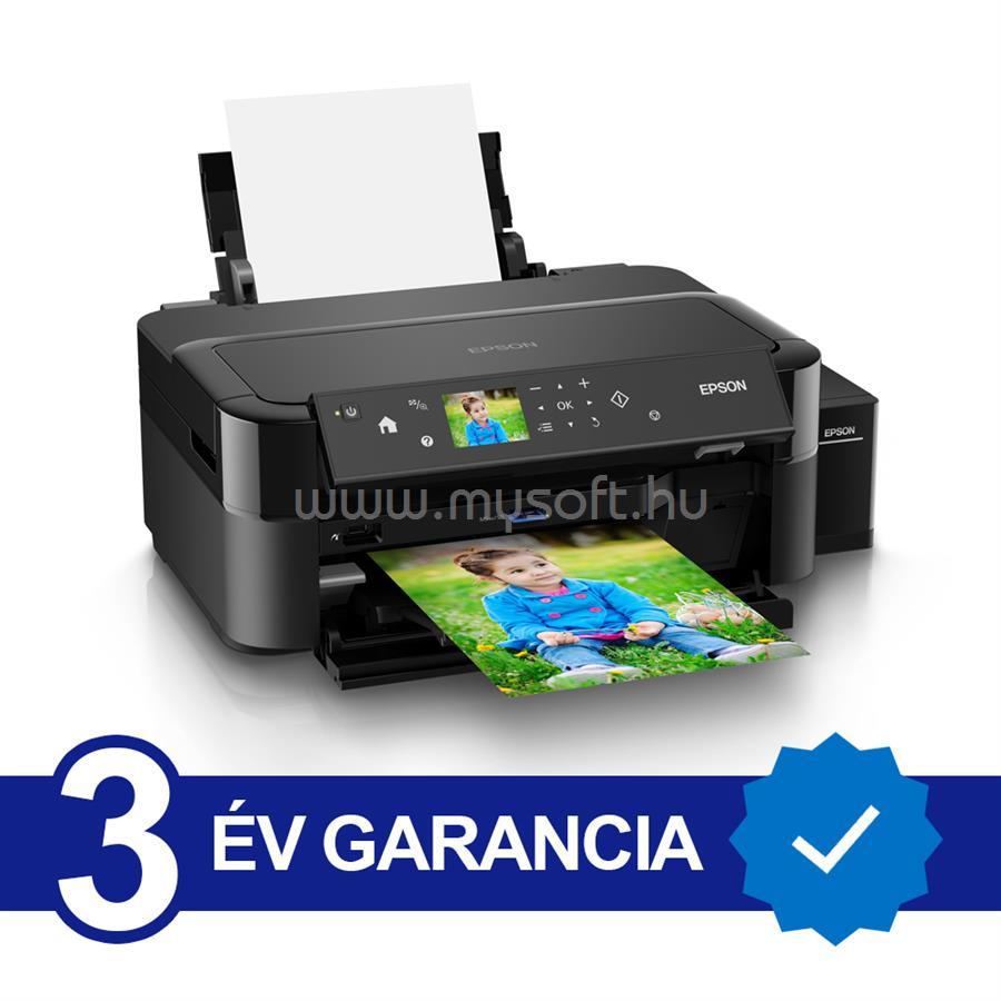 EPSON L810 külső tintatartályos nyomtató