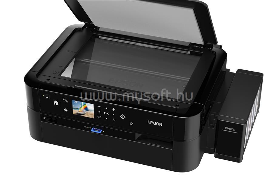EPSON L850 külső tintatartályos nyomtató C11CE31401 large