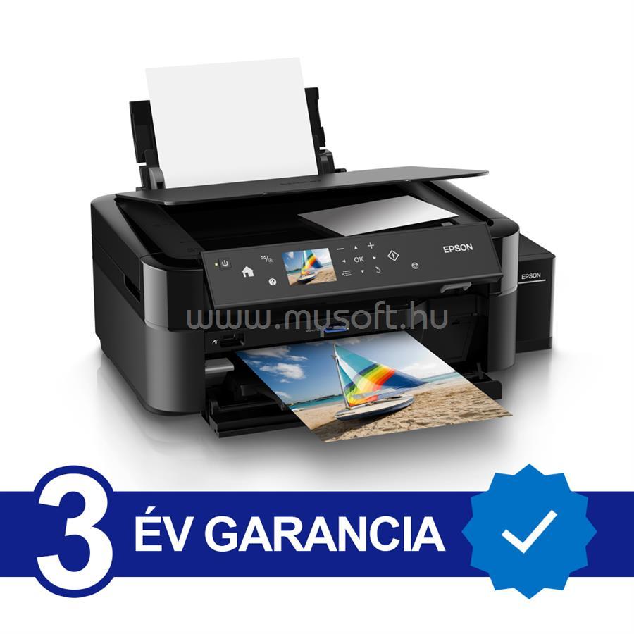 EPSON L850 külső tintatartályos nyomtató
