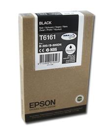 Epson T6161 Black DURABrite Ultra Ink 76ml, C13T616100