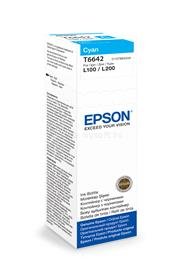Epson T6642 Cyan ink bottle 70ml 4 000 oldal, C13T66424A