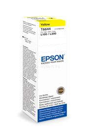 Epson T6644 Yellow ink bottle 70ml 4 000 oldal, C13T66444A