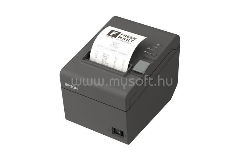 EPSON TM-T20II blokknyomtató - USB port (fekete) C31CD52002 large