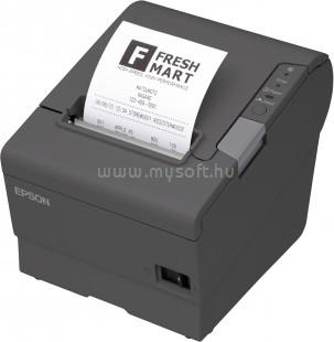 EPSON TM-T88V (051) blokknyomtató - USB port (szürke)