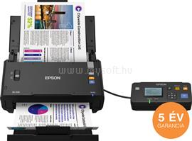 Epson WorkForce DS-520N A4 lapáthúzós dokumentumszkenner, B11B234401BT