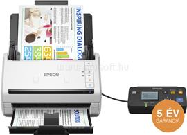 Epson WorkForce DS-530N A4 lapáthúzós dokumentumszkenner, B11B226401BT