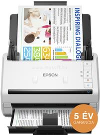 Epson WorkForce DS-530 A4 lapáthúzós dokumentumszkenner, B11B226401