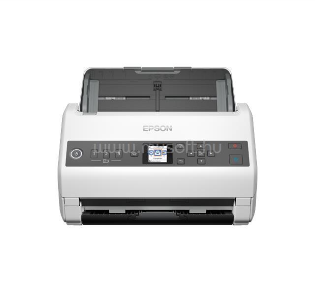 EPSON WorkForce DS-730N Lapáthúzós Hálózati üzleti szkenner