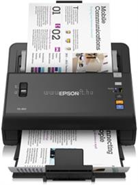 Epson WorkForce DS-860N A4 lapáthúzós dokumentumszkenner, B11B222401BT
