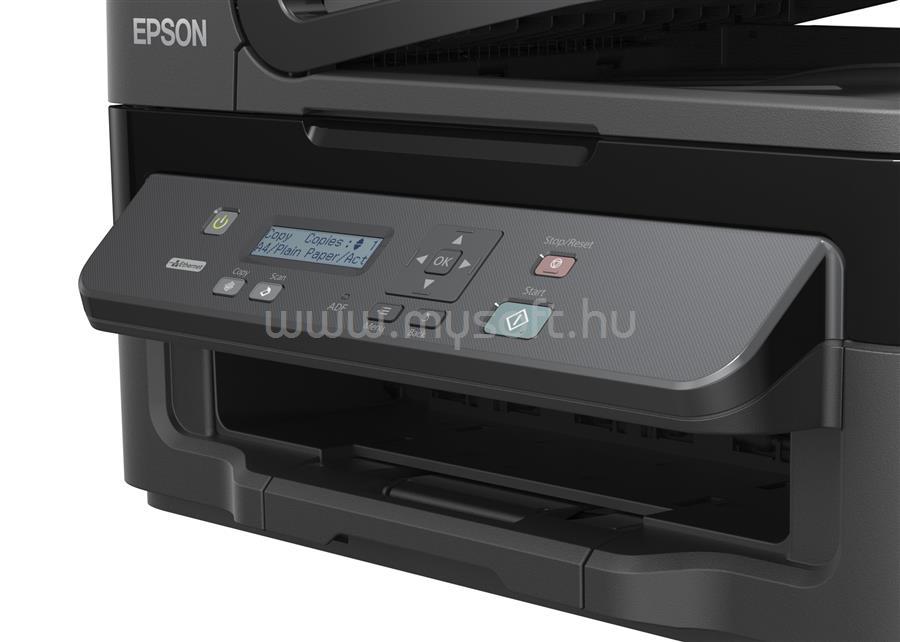 EPSON WorkForce M200 külső tintatartályos receptnyomtató C11CC83301 large