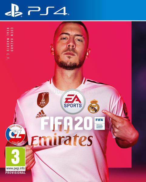 ELECTRONIC ARTS FIFA 20 PS4 játékszoftver