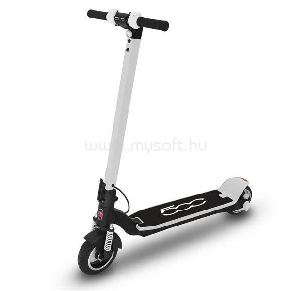 """FIAT 500-F80 8,0"""" fehér elektromos roller"""