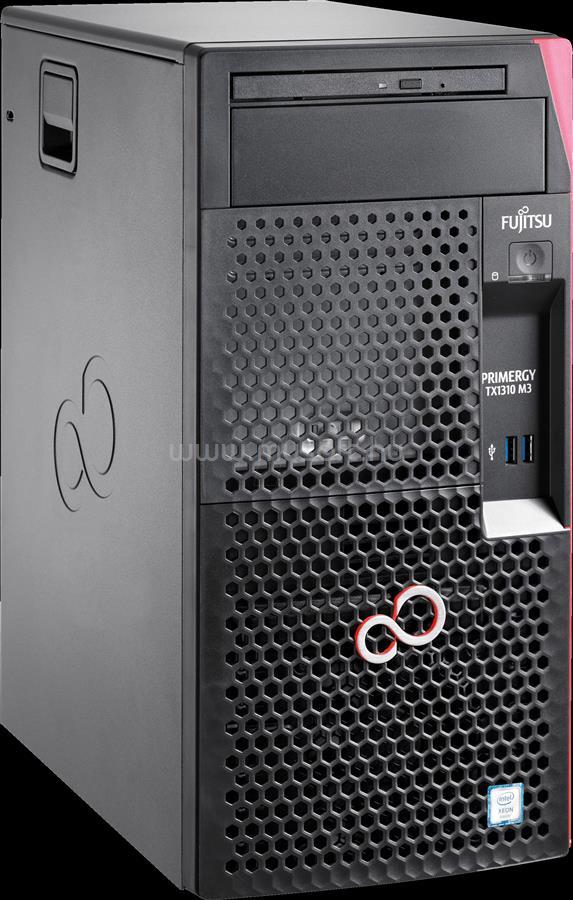 "FUJITSU TX1310 M3 torony szerver 4x 3,5"" C236 1x CPU"