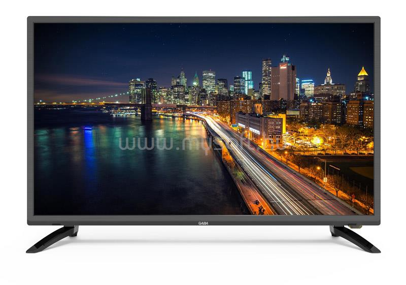 "GABA 32"" GLV-3236 HD ready LED TV"