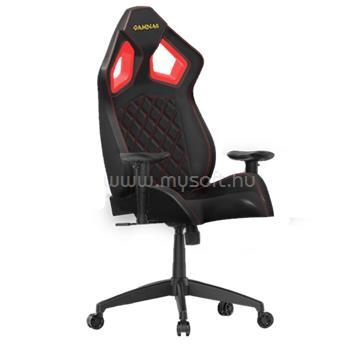 GAMDIAS Aphrodite ML1-L gaming szék - Fekete/Piros