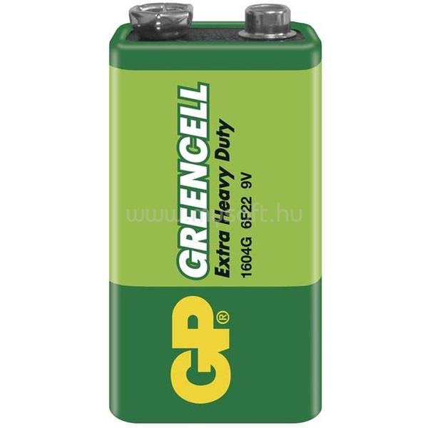 GP BATTERIES GP Greencell 9V 1604G 1db/zsugor elem