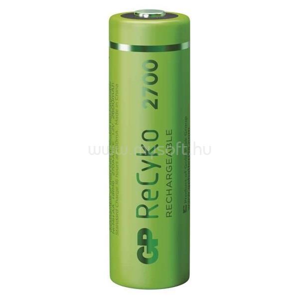 GP BATTERIES GP ReCyko AA/HR6/2700mAh/4db ceruza akkumulátor