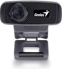 GENIUS Facecam 1000X V2 fekete webkamera