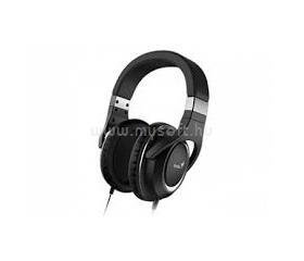 GENIUS HS-610 fekete fejhallgató
