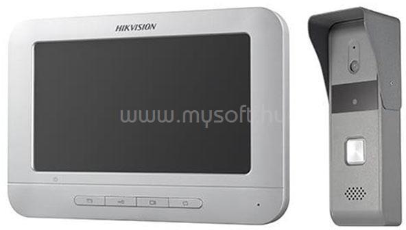 HIKVISION HiWatch DS-KIS203 egylakásos, analóg video kaputelefon szett