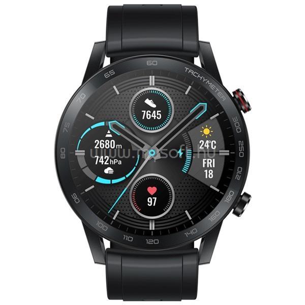 HONOR Magic Watch 2 Sportóra, Fekete 55024855 large