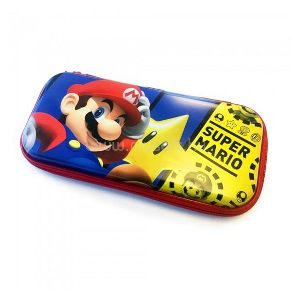 HORI Nintendo Switch Premium Vault Case Mario mintás tok