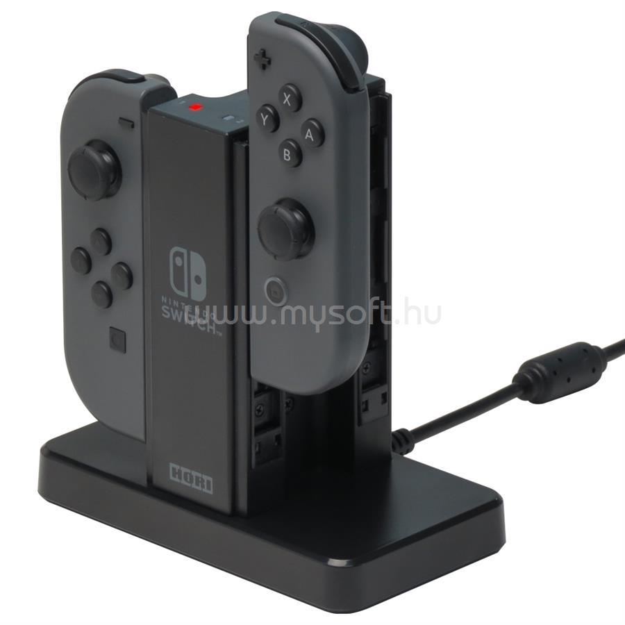 HORI Nintendo Switch Joy-Con Töltő Állvány