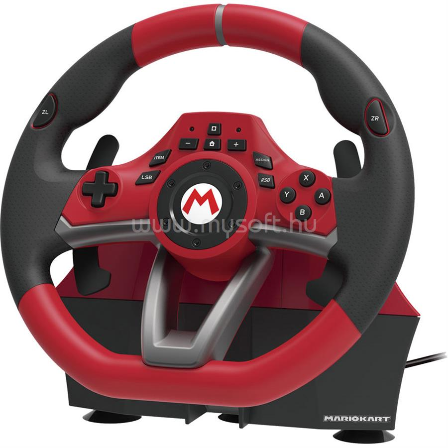 HORI Mario Kart Racing Wheel Pro DELUXE (Nintendo Switch)