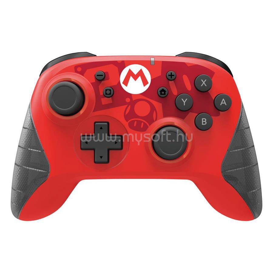 HORI Nintendo Switch Horipad vezeték nélküli kontroller (Mario)