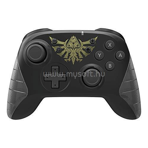 HORI Nintendo Switch Horipad vezeték nélküli kontroller (Zelda)