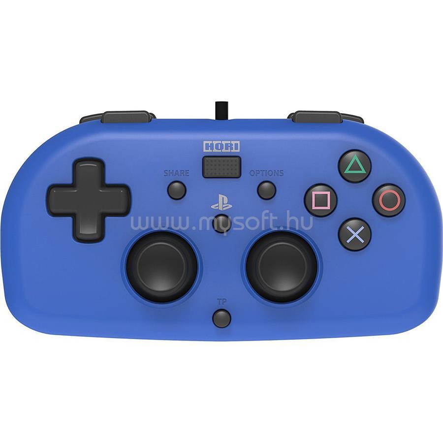 HORI HORIPAD MINI Kék PS4-hez