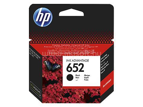HP 652 Fekete Tintapatron (360 oldal)