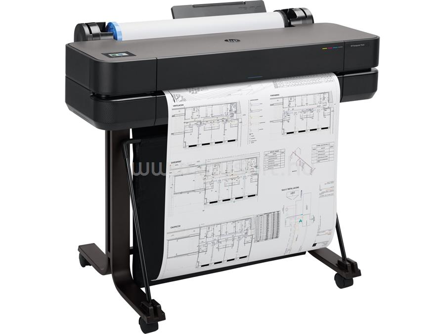 HP DesignJet T630 24 hüvelykes nyomtató 5HB09A large