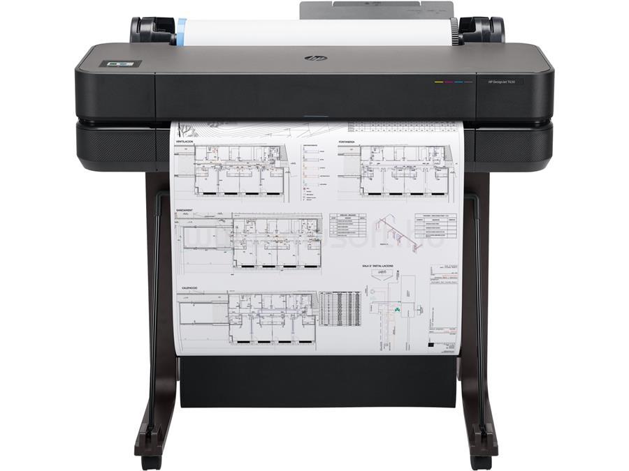 HP DesignJet T630 24 hüvelykes nyomtató