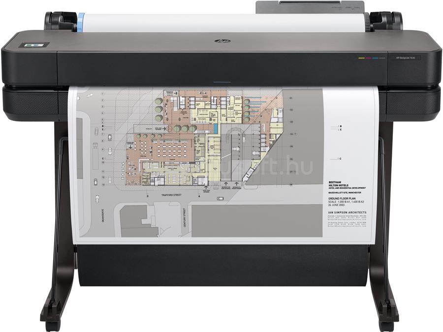 HP DesignJet T630 36 hüvelykes nyomtató 5HB11A large