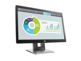HP EliteDisplay E202 20 inch Monitor, M1F41AA