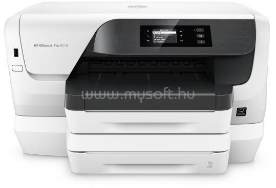 HP OfficeJet Pro 8218 Color Printer