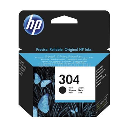 HP Patron 304 Fekete