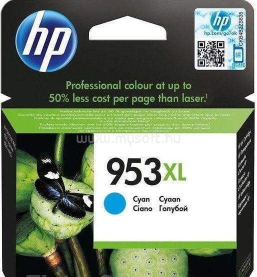 HP Patron 953XL Cián 1600 oldal
