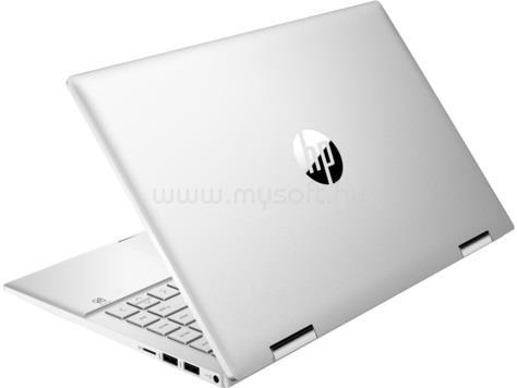HP Pavilion x360 14-dy0007nh Touch (ezüst)