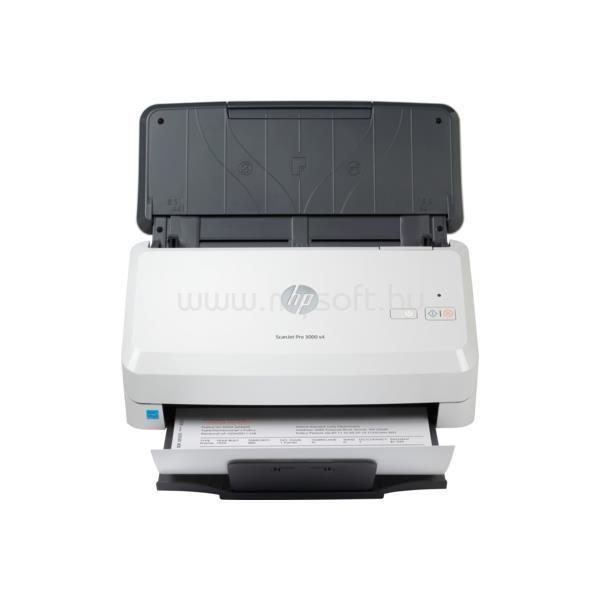 HP Scanjet Pro 3000 s4 , USB, DADF, A4 40lap/perc, 600 dpi, Lapáthúzós