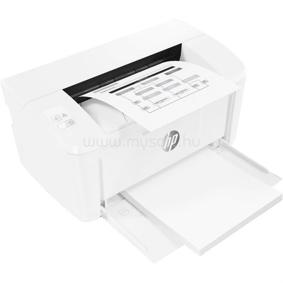 HP LaserJet Pro M15a Printer W2G50A large