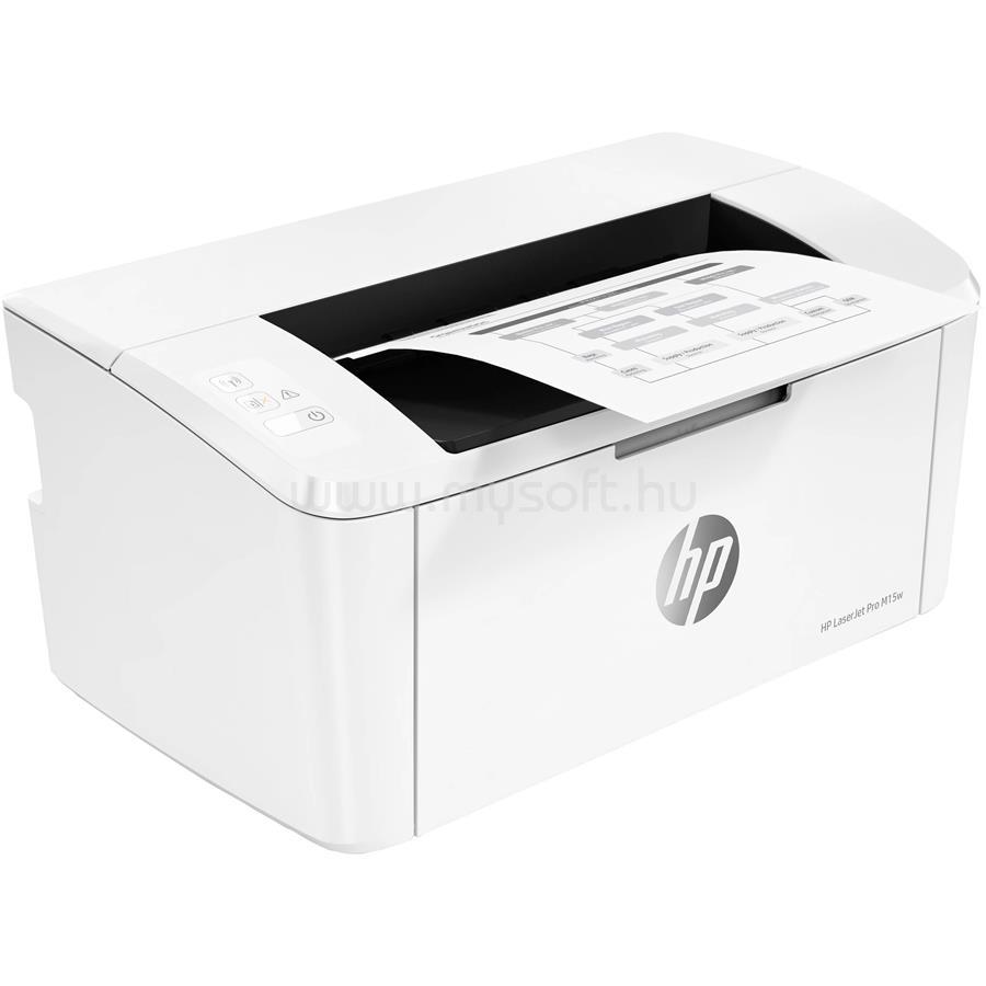 HP LaserJet Pro M15w Printer W2G51A large